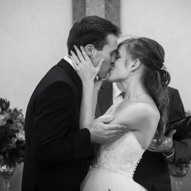 Tiffany and Andrew Sass